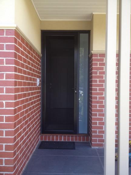 Security Doors Melbourne & Security Doors Melbourne - Illusion Flyscreens u0026 Security Doors ... pezcame.com